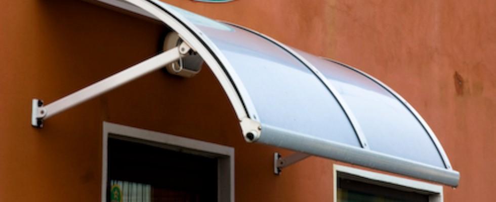 Pensiline per Porte & Cancelli